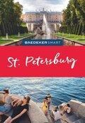 Baedeker SMART Reiseführer St. Petersburg