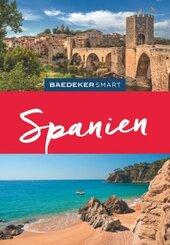 Baedeker SMART Reiseführer Spanien