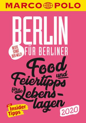 MARCO POLO Beste Stadt der Welt - Berlin 2020 (MARCO POLO Cityguides)