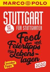 MARCO POLO Beste Stadt der Welt - Stuttgart 2020 (MARCO POLO Cityguides)