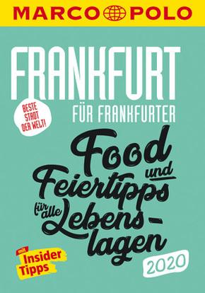 MARCO POLO Beste Stadt der Welt - Frankfurt 2020 (MARCO POLO Cityguides)