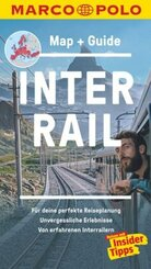 MARCO POLO Interrail Map + Guide