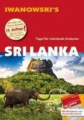 Sri Lanka - Reiseführer von Iwanowski, m. 1 Karte