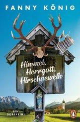 Himmel, Herrgott, Hirschgeweih