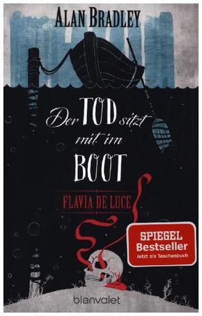 Flavia de Luce, Der Tod sitzt mit im Boot