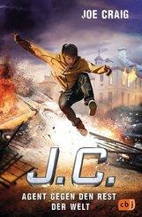 J.C. - Agent gegen den Rest der Welt