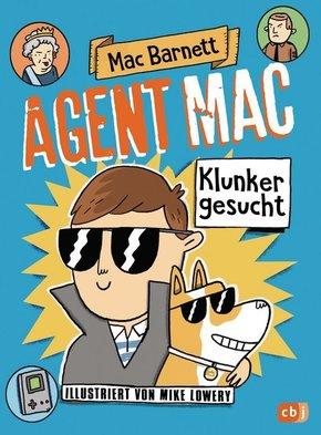 Agent Mac - Klunker gesucht