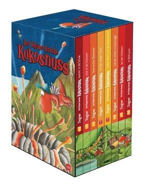 Der kleine Drache Kokosnuss, 8 Bde.
