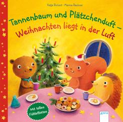 Tannenbaum und Plätzchenduft - Weihnachten liegt in der Luft