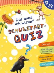 Das muss ich wissen - Schulstart-Quiz (ab 5/6)