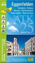 ATK25-M16 Eggenfelden (Amtliche Topographische Karte 1:25000)