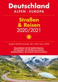 Shell Straßen & Reisen 2020/2021 1:300.000