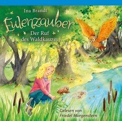 Eulenzauber - Der Ruf des Waldkauzes, 2 Audio-CDs