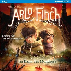 Arlo Finch - Im Bann des Mondsees, 1 Audio-CD
