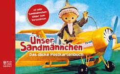 Unser Sandmännchen. Das dicke Postkartenbuch