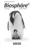 Biosphäre Sekundarstufe II, Niedersachsen: Qualifikationsphase - Lösungen zum Schülerbuch