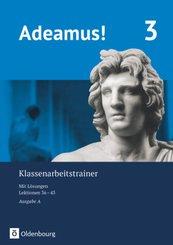 Adeamus!, Ausgabe A: Adeamus! - Ausgabe A - Latein als 2. Fremdsprache - Tl.3