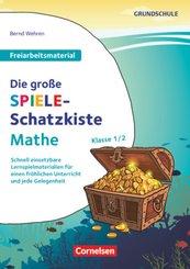Freiarbeitsmaterial für die Grundschule - Mathematik - Klasse 1/2
