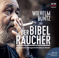 Der Bibelraucher - Hörbuch, Audio-CD,