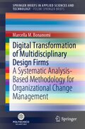Digital Transformation of Multidisciplinary Design Firms