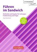 Führen im Sandwich