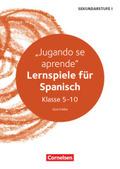 Jugando se aprende - Lernspiele für Spanisch