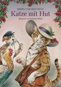 Katze mit Hut