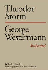 Briefwechsel: Theodor Storm - George Westermann; .20