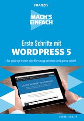 Erste Schritte mit WordPress 5