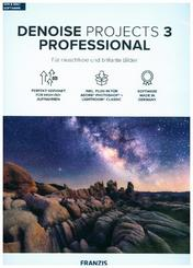 Denoise projects professional #3, 1 CD-ROM
