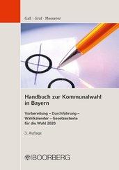 Handbuch zur Kommunalwahl in Bayern