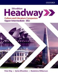 Headway: Upper Intermediate, Culture and Literature Companion