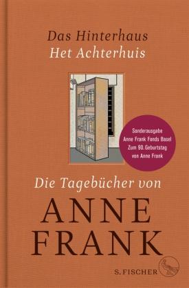 Das Hinterhaus  Die Tagebücher von Anne Frank- Het Achterhuis
