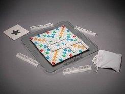 Scrabble Glas-Edition (Spiel)