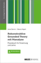 Rekonstruktive Grounded Theory mit f4analyse