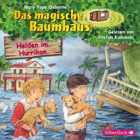 Das magische Baumhaus - Helden im Hurrikan, 1 Audio-CD