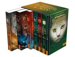Warrior Cats. Zeichen der Sterne, 6 Bde.