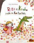 Rita und Kroko suchen Kastanien