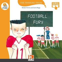 Football Fury, mit Online-Code