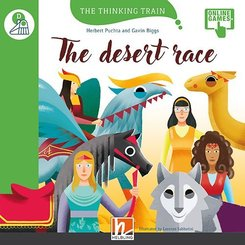 The desert race, mit Online-Code