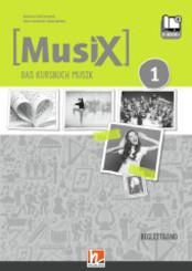 Musix - Das Kursbuch Musik, Neuausgabe 2019: 5./6. Schuljahr, Handbuch für die Lehrperson; 1