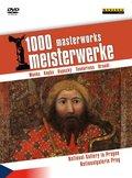 1000 Meisterwerke - Nationalgalerie Prag / National Gallery of Prague, 1 DVD