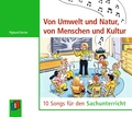 Von Umwelt und Natur, von Menschen und Kultur, Audio-CD