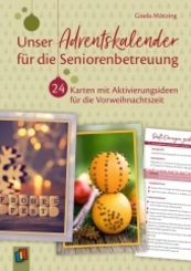 Unser Adventskalender für die Seniorenbetreuung