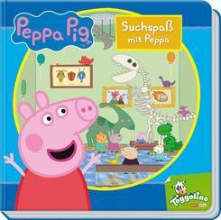 Suchspaß mit Peppa