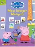 Peppa Pig: Mein liebster Malspaß