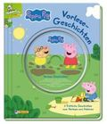 Peppa Pig: Vorlesegeschichten, m. Audio-CD