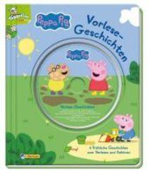 Peppa Pig: Vorlesegeschichten, m. Audio-CD