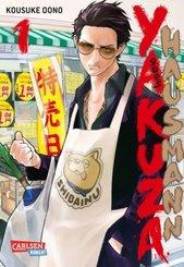 Yakuza goes Hausmann - .1