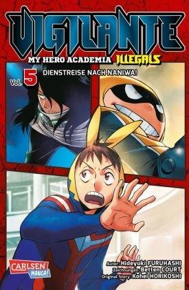 Vigilante - My Hero Academia Illegals - Bd.5